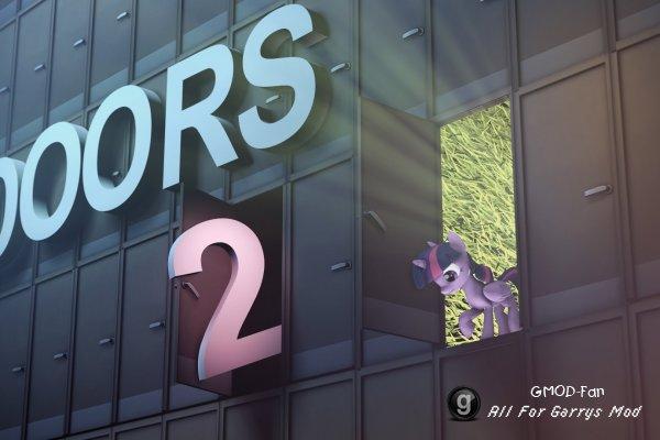 Doors 2 [SFM Ponies]