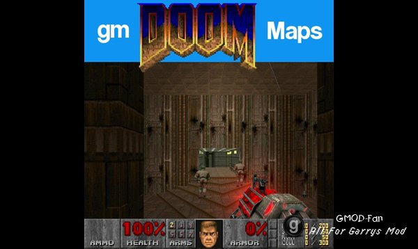 GmDoom Maps