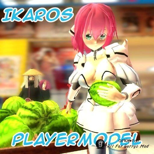 Ikaros Playermodel