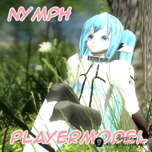 Nymph Playermodel