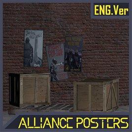 Combine&Anti Combine Propaganda Posters