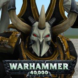 Axiom - Warhammer 40k Black Legion Playermodels