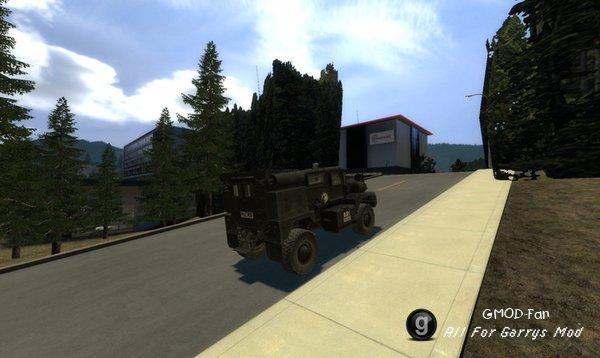 [TV] Cougar 4x4 - BRI Police