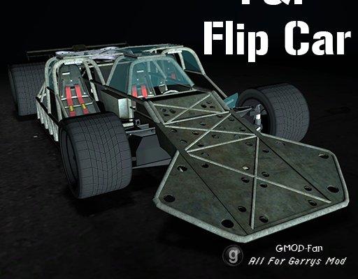 Steel's Cars - F&F Flip Car