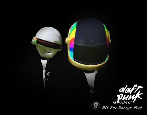 Daft Punk Player Models