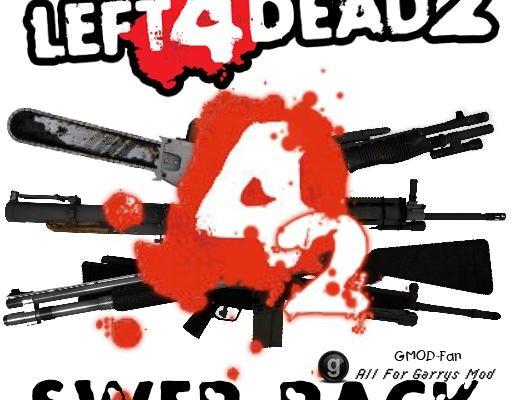 L4D2 SWEP Pack