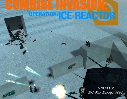 Combine Invasion: Ice Reactor