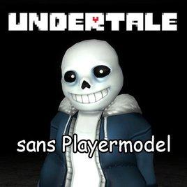 sans - Playermodel Undertale