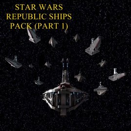 Star Wars EaW Clones Ships pack