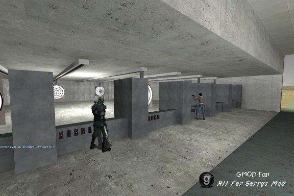 17 Gun Range