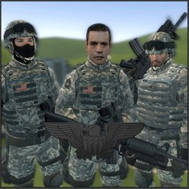 US Army GTA V