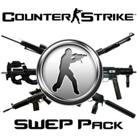 Counter - Strike SWEP pack