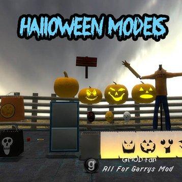 Halloween Models