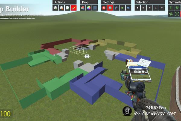 Map Builder Tool