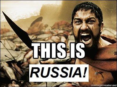 This is Sparta (RUS Ver)