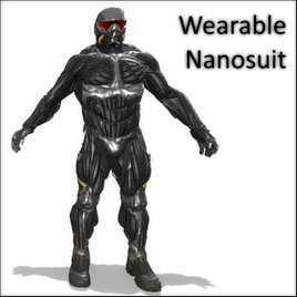 Advanced Nanosuit