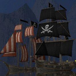 AC4 Pirate Fleet