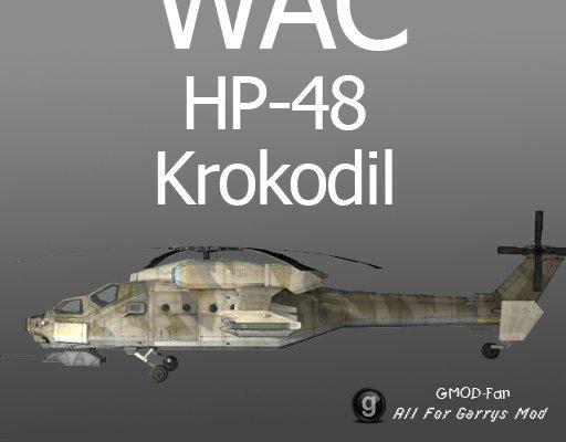 [WAC] HP-48 Krokodil
