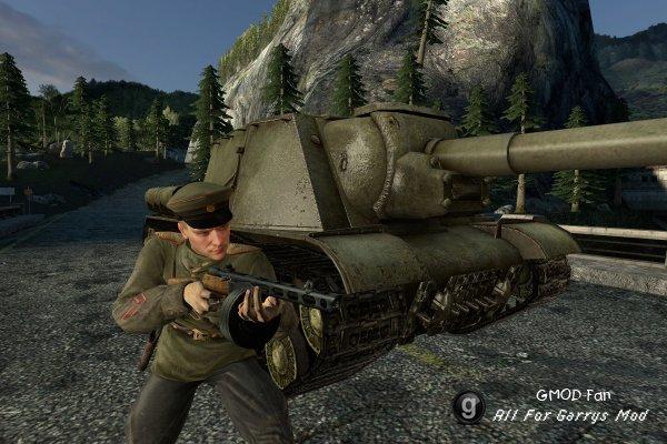 Sniper Elite V2 Soviet Playermodels