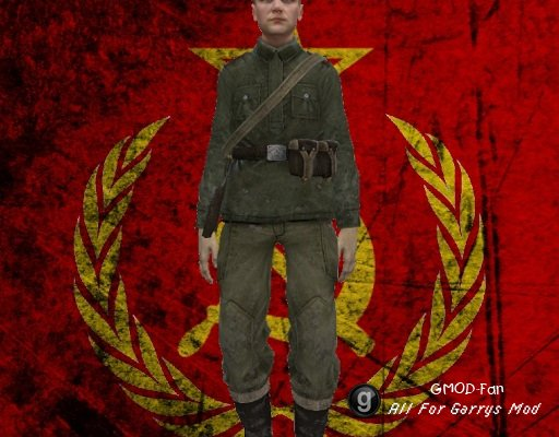 Sniper Elite V2 Soviet Playermodels