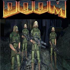 Doom Marine NPCs
