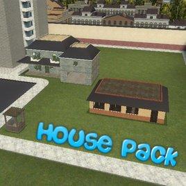 Комплект домов #3