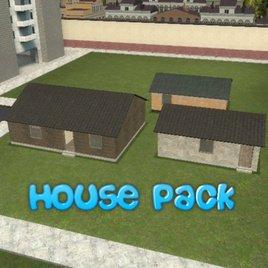 Комплект домов #2