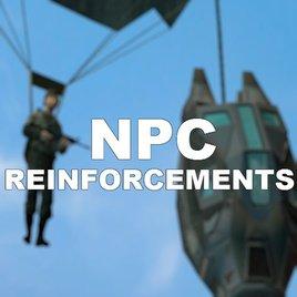 NPC Reinforcements (WIP)