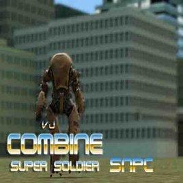 [VJ] Combine Super Soldier SNPC