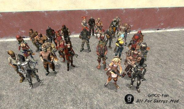 Borderlands 1-2 Full Pack