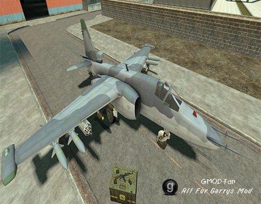 WAC HAWX Su-25TM Frogfoot (Unofficial)