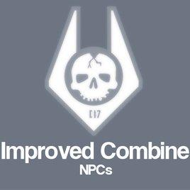 Improved Combine NPCs