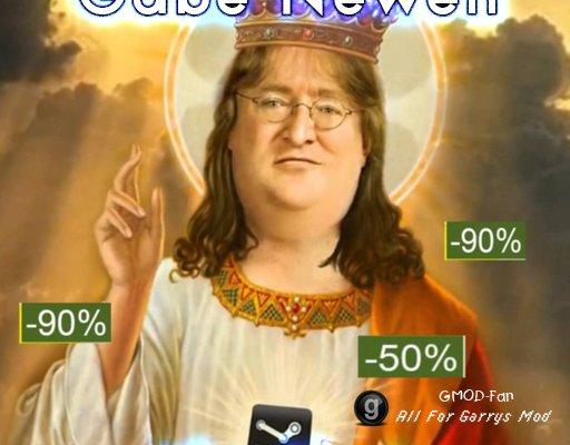 Gabe Newell - Nextbot
