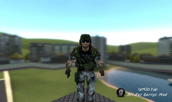 Half-Life SNPCs