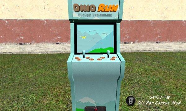 GMod Tower Arcade Machines