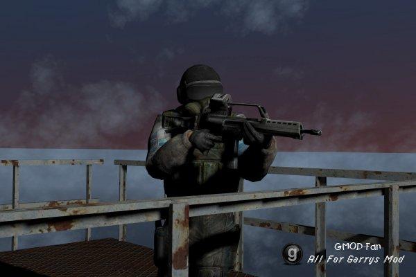 S.T.A.L.K.E.R. CS3-A Clear Sky (PM & NPC)