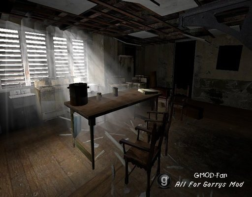 Resident Evil 7 - Guest House