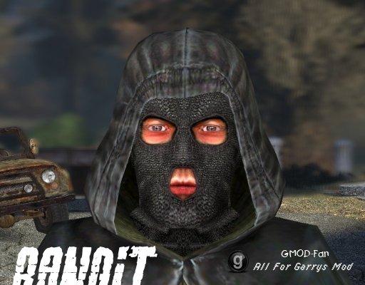 S.T.A.L.K.E.R. Bandit Trenchcoat (PM & NPC)