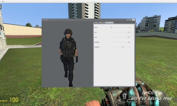 Viper's Operators Playermodels 'Remastered'