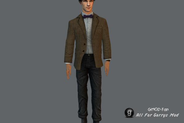 11th Doctor Playermodel