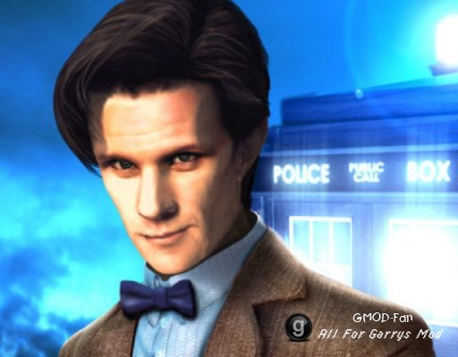 11th Doctor Playermodel