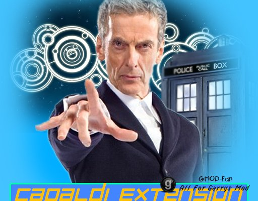 TARDIS Rewrite + Capaldi Extension