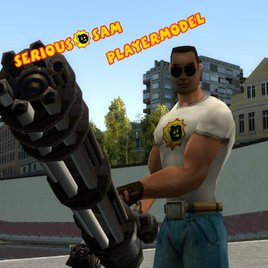 Serious Sam Classic Playermodel.