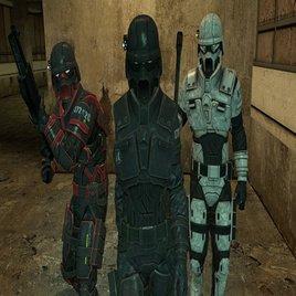 Killing Floor Horzine Security Guard NPCs
