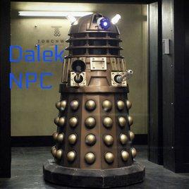 Dalek NPC (WIP)