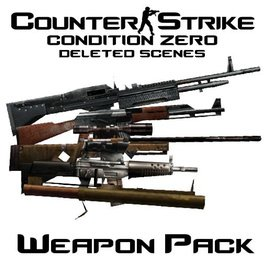 Counter-Strike Condition Zero Deleted Scenes Weapon Pack