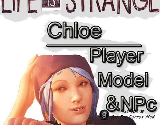 Life Is Strange - Chloe Price (Player Model & NPC)