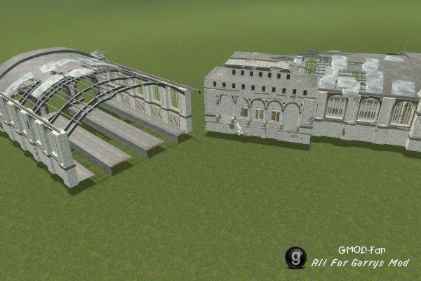 World of Tanks Buildings Pack