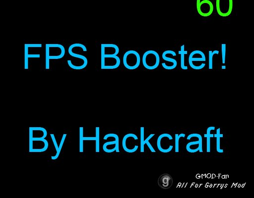 FPS Booster!
