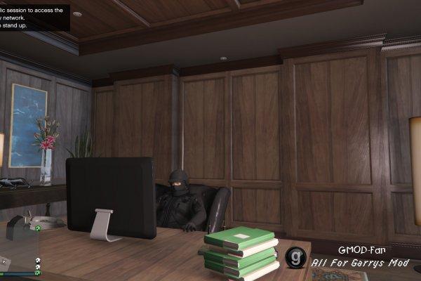 Ceiling Spiders PM/NPC